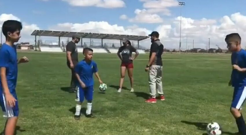 City Set to Open Eastside Sports Complex