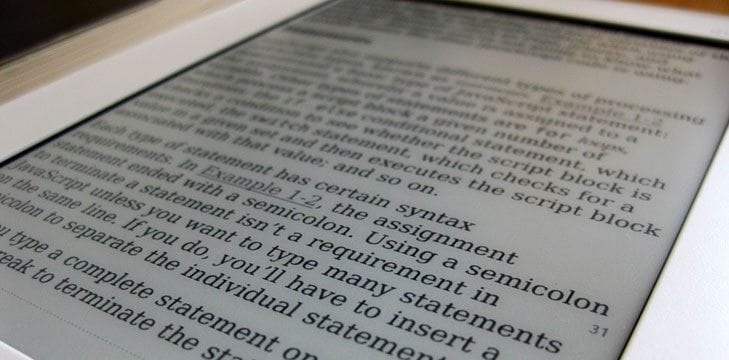 Op-Ed: Digital Textbooks are Better Than Paper Textbooks