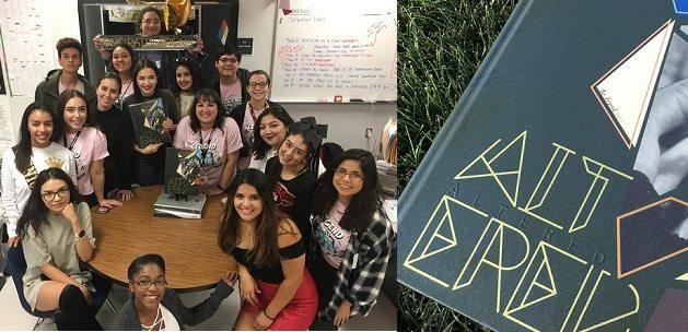 El Dorado Yearbook, Staff Win Columbia Scholastic Press Association Crown Award