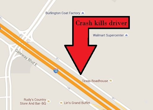 Speeding driver dies after rear-ending tractor-trailer Saturday morning
