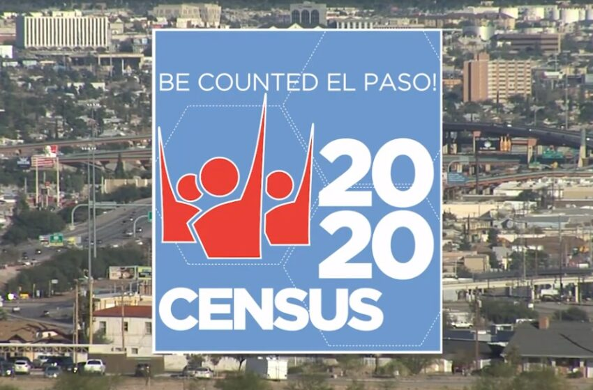 City, County Announce Committee for 2020 Census: Paso del Norte Complete Count