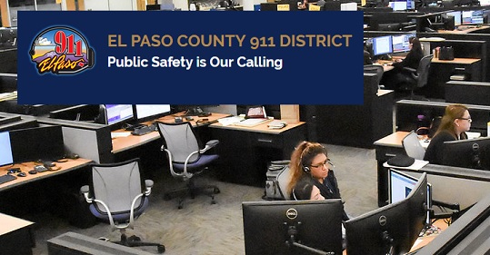 Text to 9-1-1 Now Available in El Paso County