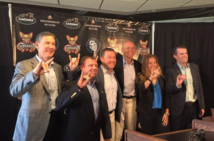 Padres, Chihuahuas announce Spring Training game for March 2016