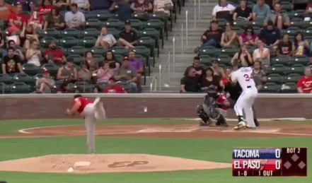 Tacoma Tramples Chihuahuas 9 to 2