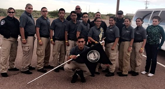 El Paso County Sheriff's Office Explorer Post Takes 3rd In Competition