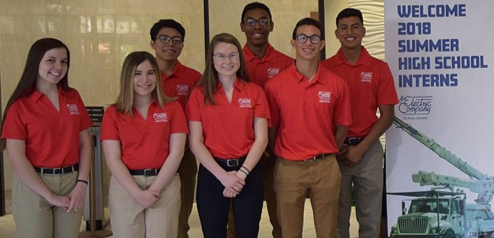 El Paso Electric Accepting Applications for 7th Annual Summer High School Internship Program