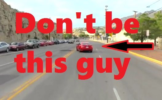 EPFD Reminds Drivers: Pull to the Right