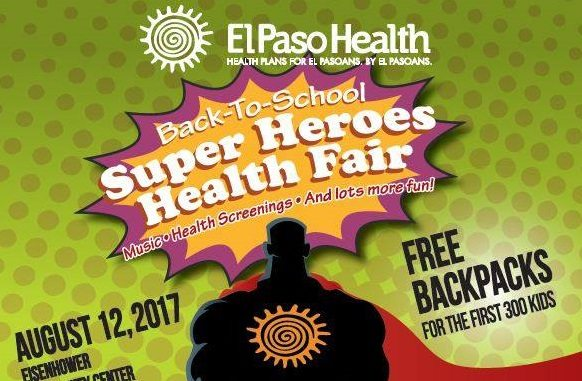 El Paso Health Hosts Annual Back-To-School Events; 1000 Backpacks Scheduled for Giveaways