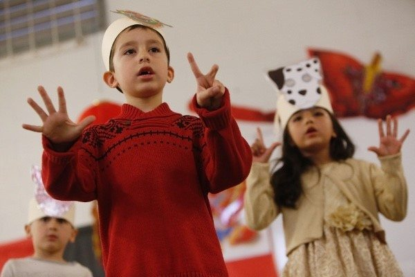 Video+Story: Mesita ECDC Mandarin Students Welcome the Year of the Dog