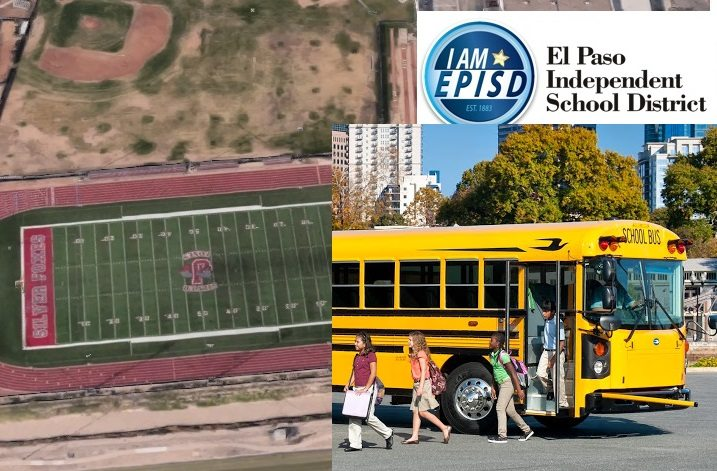 El Paso ISD Board set to Decide on New Buses; New Stadium for Jefferson HS