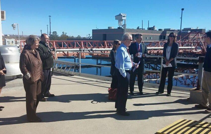American Water Works leaders visit El Paso to mark EPWU anniversary