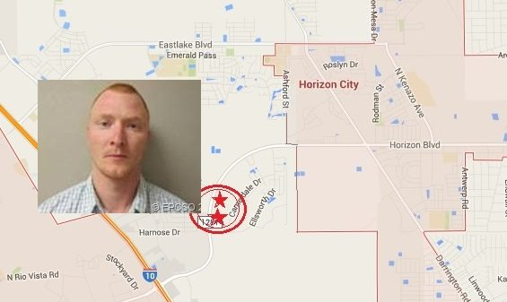 El Paso County Sheriff Deputies search for fugitive sex offender
