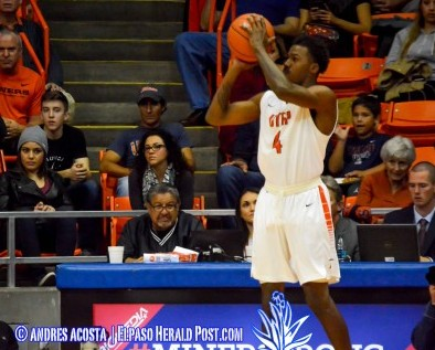 Story in Six Pics: UT Arlington beats UTEP 76-62