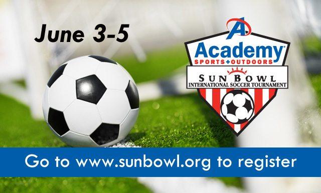 Sun Bowl Association Announces Dates for Academy Sports+Outdoors International Soccer Tournament