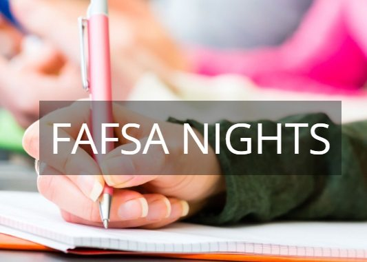 Local FAFSA Nights Assist College-Bound Students
