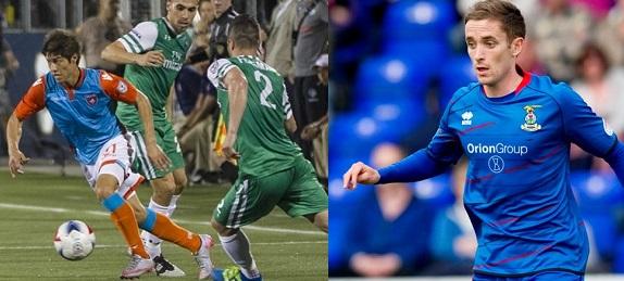 El Paso Locomotive FC Signs Scottish, American Midfielders