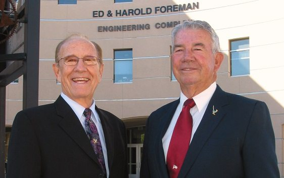 NMSU Engineering Benefactor Creates Eight Scholarships