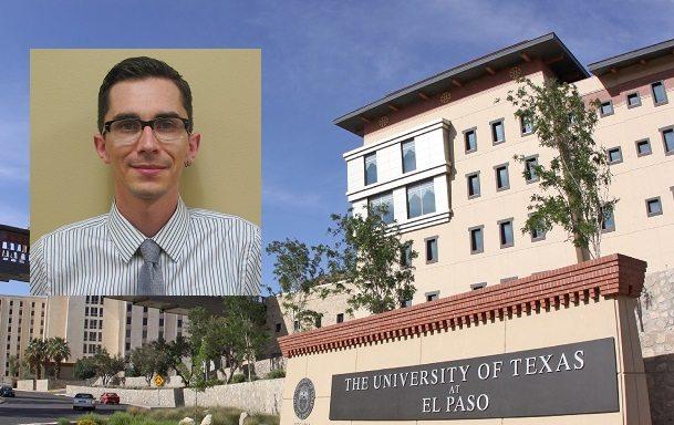 UTEP Assistant Professor Awarded $383k Grant for Study of Iron, Nitrogen