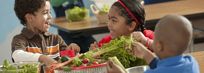 Ysleta ISD takes the wraps off Fresh Fruit and Vegetable Program at 12 Schools