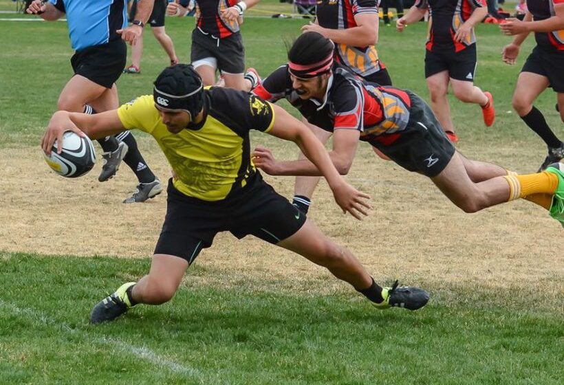 With Rugby Season Underway, EP Scorpions, Cathedral Fight through Tough Matches