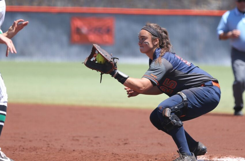 UTEP Softball's Duffield Named to the CoSIDA Academic All-District Team