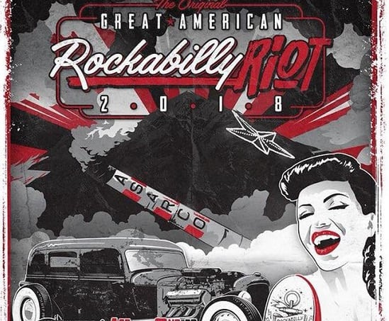 Great American Rockabilly Riot Returns to County Coliseum This Weekend