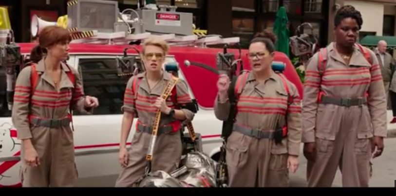 TNTM Movie Discussion: Ghostbusters 2016