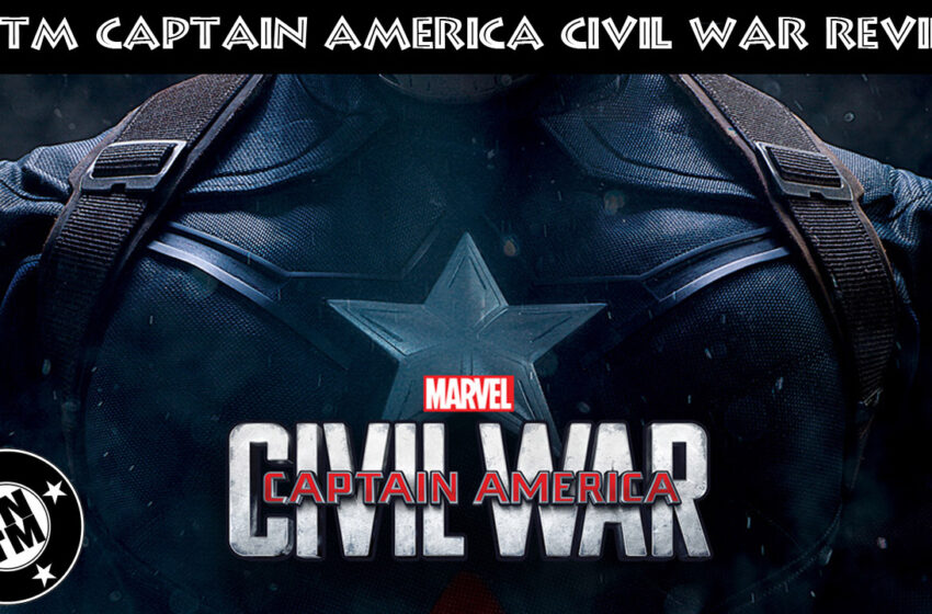TNTM Theater Edition: Captain America Civil War