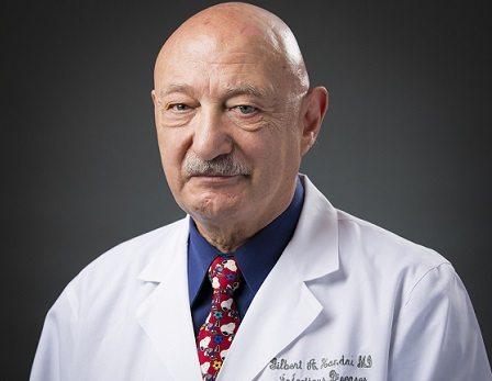 TTUHSC El Paso Physician Elected President of County Medical Society