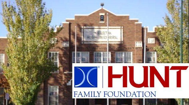 Hunt Family Foundation Establishes new $500k Scholarship Program at Ysleta HS