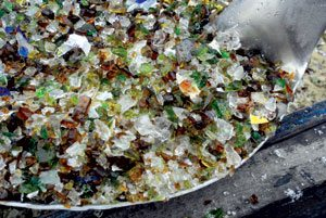 City introduces new glass recycling program Wednesday