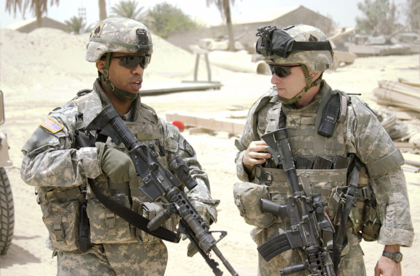 Study: Military Service improves Race Relations