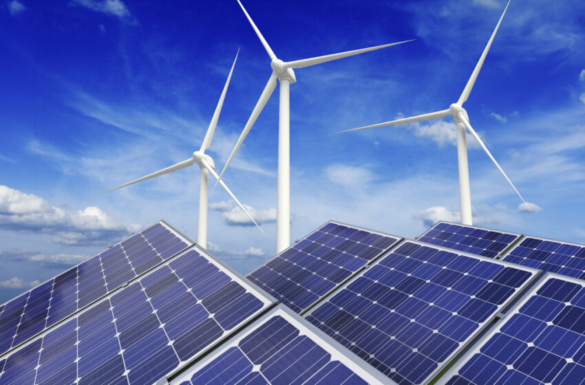 Report: Total Transition to Renewable Energy Possible by 2050