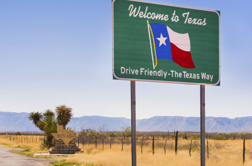 Census Ranks Texas Tops in Population Growth in 2015