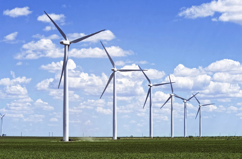 Texas is Top State for Wind Generation Capacity