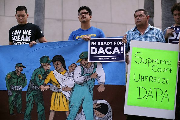Immigrants Left in Limbo After Obama-Era Program Rescinded