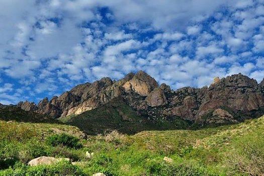Bill for More New Mexico Wilderness Makes a Comeback