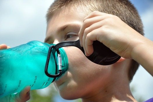 Report: Schools Need to Provide Cold Water for Kids