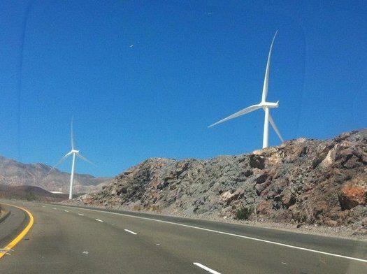BLM Promotes Renewable Energy for NM Public Lands