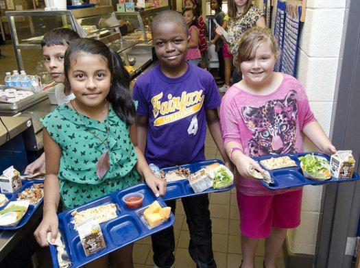 Texas Ranks High in School Breakfast Program Participation