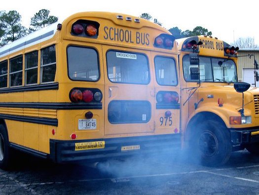 Should NM Lawsuit Windfall be Spent on Cleaner School Buses?