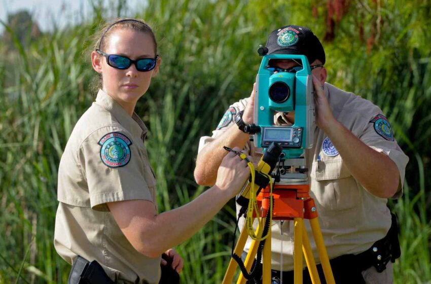 Applications Being Accepted for Texas Game Warden Cadet Class