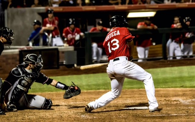 Video+Gallery+Story: Isotopes Rally to Beat Chihuahuas 5-2; Cordero Smacks 5th HR