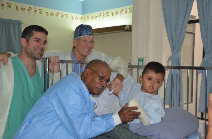 Physician Provides Specialized Hand Surgery to Guatemalans in Need