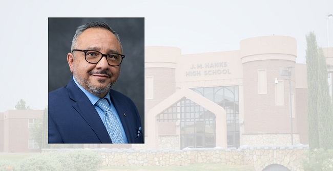 Hanks High band director honored with prestigious statewide award