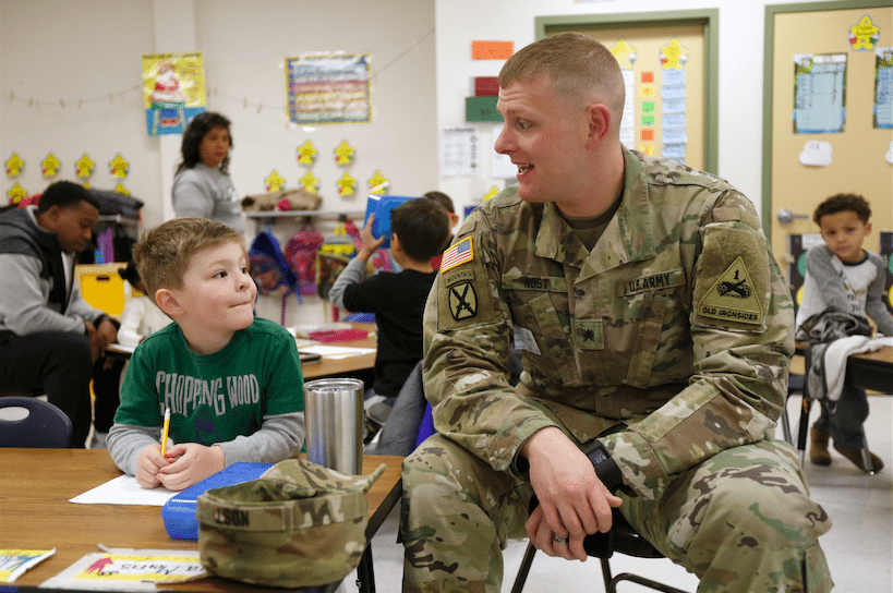 Video+Story: Strong Fathers Program has Great Turn Out at Logan Elementary