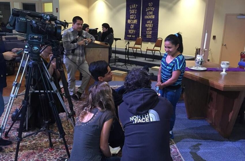 Texas Congregation Gives Sanctuary to Guatemalan Refugee