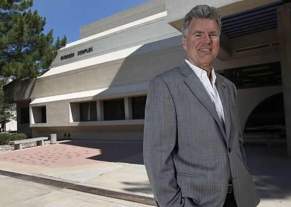 NMSU College of Business Receives Extension of Accreditation From AACSB