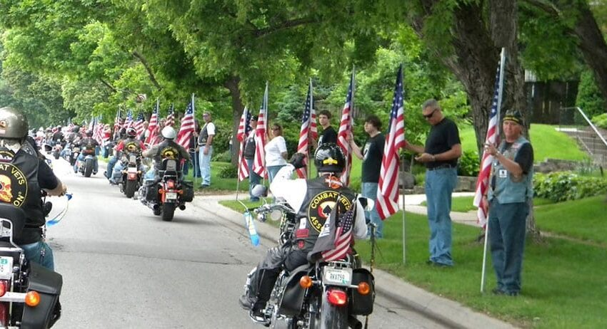 El Paso to Host Combat Vets Motorcycle Association National Convention and Rally