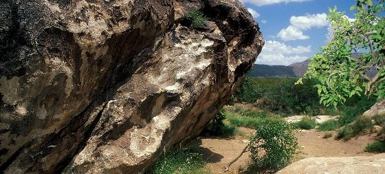 Hueco Tanks State Park December Events